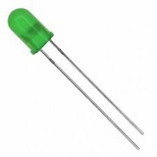 5 mm Green LED (Pack of 1000)