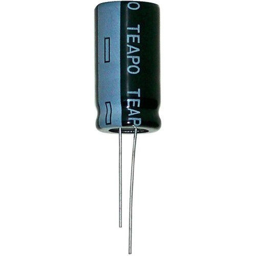 22uf 400v electrolytic capacitor