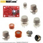 Gas Sensors (11 products)