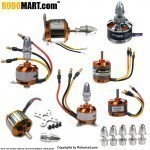 Quadcopter Motors (6 products)