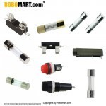 Cartridge Miniature Fuses (34 products)