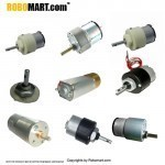 Center Shaft DC Gear Motors (11 products)