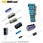 Electrolytic Capacitor (132 products)