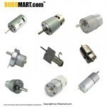High Torque DC Motor (4 products)