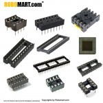 Integrated Circuit Base or Sockets (8 products)