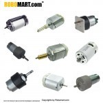 Johnson Gear DC Motors (7 products)