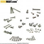Nut Bolts, Screws and Washers (100 products)