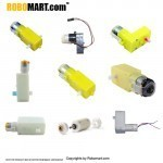 Plastic Gear BO Motors (10 products)