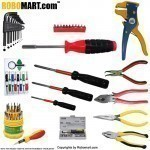 Screw Drivers, Pliers and Nipper (19 products)