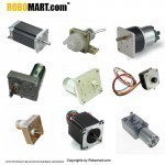 Square Gear Motors For Arduino (1 product)