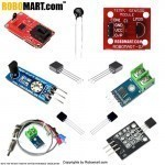 Temperature Sensors (11 products)