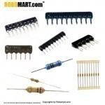 Through Hole Resistors (295 products)