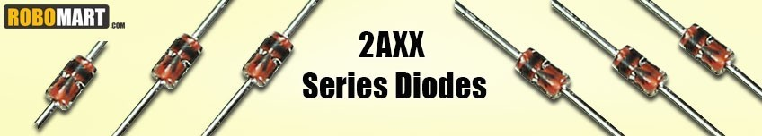 2AXX Series Diodes
