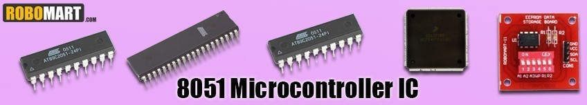 8051 Microcontroller IC
