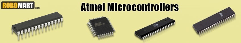 Atmel Microcontrollers List