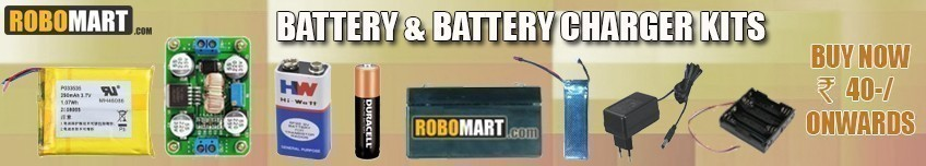 Battery & Battery Chargers