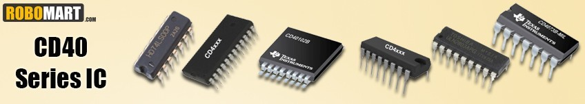 CD40 Series IC List