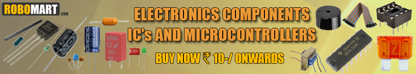Electronics Components, IC's and Microcontrollers