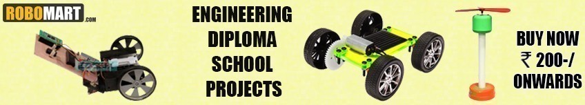 Engineering/Diploma/School Projects