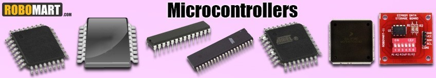 Microcontrollers List