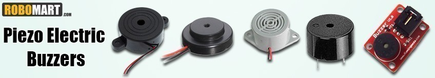 Piezo Electric Buzzers