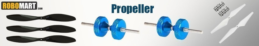 Quadcopter Propellers