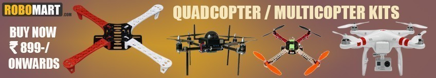 Quadcopter and Multicopter