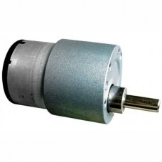 10 RPM Side Shaft Gear DC Motor for Arduino/Raspberry-Pi/Robotics