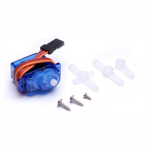 Buy Online SG90 Mini Micro Servo Motor for RC Helicopter Airplane Car 9g  Torque India - Robomart