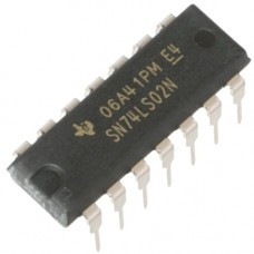 74LS02 Quad 2-Input NOR Gate