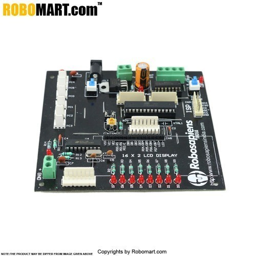 ATmega8 Robotic Development Board V1.0