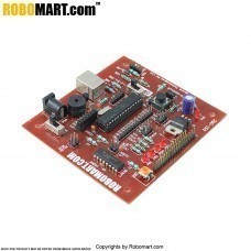 Atmega8 mini Robotics Development Board V4.0