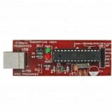 AT89SXX USB Programmer for Arduino/Raspberry-Pi/Robotics