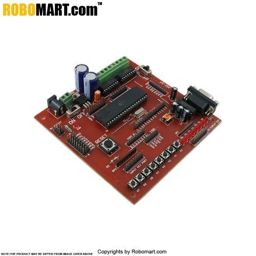 Atmega-16/32 Robotics Development Board v 1.0