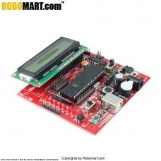 ATmega-16/32 Robotics Mini Development Board V 2.0