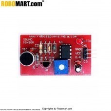 Sound Sensor for Arduino/Raspberry-Pi/Robotics