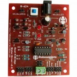 Dual H-Bridge Transistor Based Motor Driver V2.0 for Arduino/Raspberry-Pi/Robotics