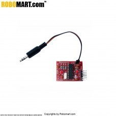 DTMF Module Version 2 for Arduino/Raspberry-Pi/Robotics