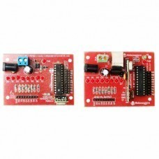 434 MHz 8 channel Wireless Remote Control Module for Arduino/Raspberry-Pi/Robotics