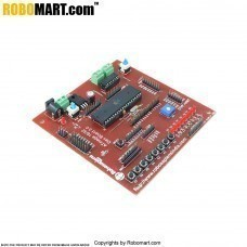ATmega-16/32 Robotics Development Board V 3.0