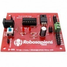 H-Bridge L293D Motor Driver Arduino Board V2.0 for Arduino/Raspberry-Pi/Robotics