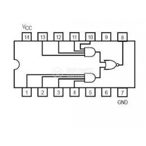 74LS12 Triple 3-Input Positive NAND Gates With Collector Outputs
