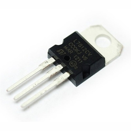 l7812 voltage regulator