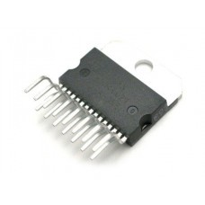 L298 High Current Dual H-Bridge Motor Driver IC