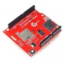 CC3000 WiFi Shield for Arduino R3 With SD Card Supports MEGA 2560