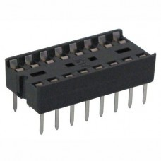 16 PIN IC Socket (Pack of 5)