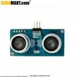 Ultrasonic Distance Sensor PWM O/P for Arduino/Raspberry-Pi/Robotics