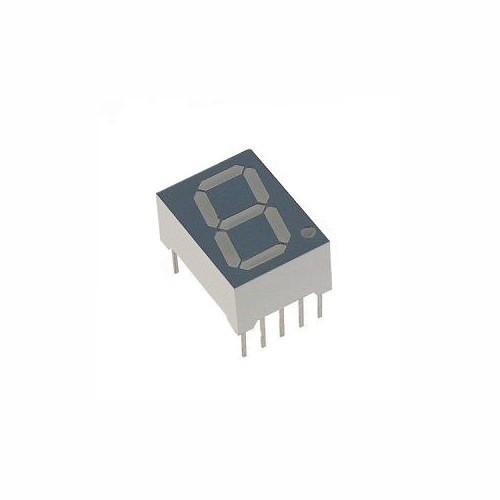 7 Segment LED Display Common Cathode for Arduino/Raspberry-Pi/Robotics