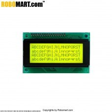 20x4 Character LCD Display for Arduino/Raspberry-Pi/Robotics