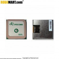 GPS Module Cirocomm for Arduino/Raspberry-Pi/Robotics